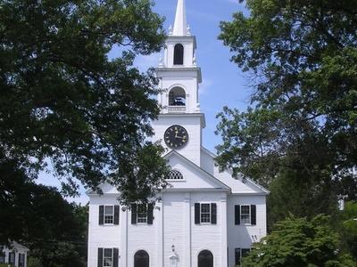 First Church And Parish