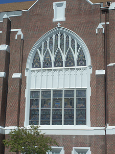 First Methodist Church Of St. Petersburg Window