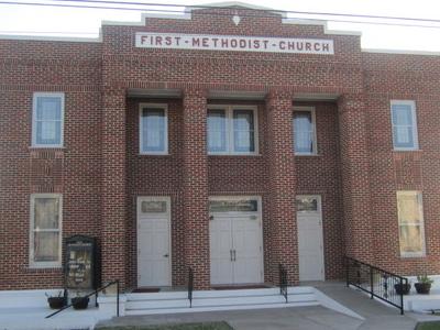 First  Methodist  Church   Sonora