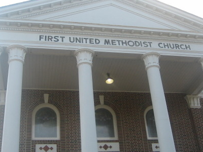 First  United  Methodist  Church In  Arcadia