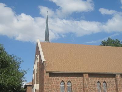 First  United  Methodist  Church In  Slaton