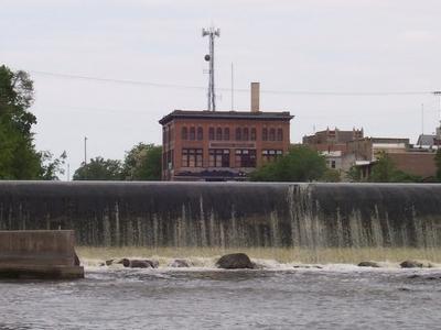 Fischers Building And Dam