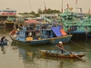 Fishing Boats At Phan Thiet Harbour