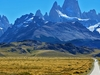 Fitz Roy - Andes Argentina