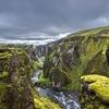 Fjaðrárgljúfur Canyon - South Iceland