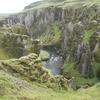 Fjaðrárgljúfur Canyon Views In Iceland