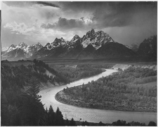 Flagg Canyon Trail - Grand Tetons - Wyoming - USA
