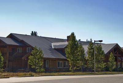 Flagg  Ranch  Lodge  W Y 1