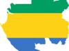 Flag  Map Of  Gabon