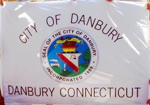Flag Of Danbury Connecticut