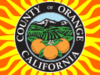 Flag Of  Orange  County  2 C  California