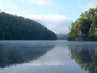 Flannagan Reservoir