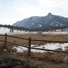 Flatirons Landscape - Boulder - CO