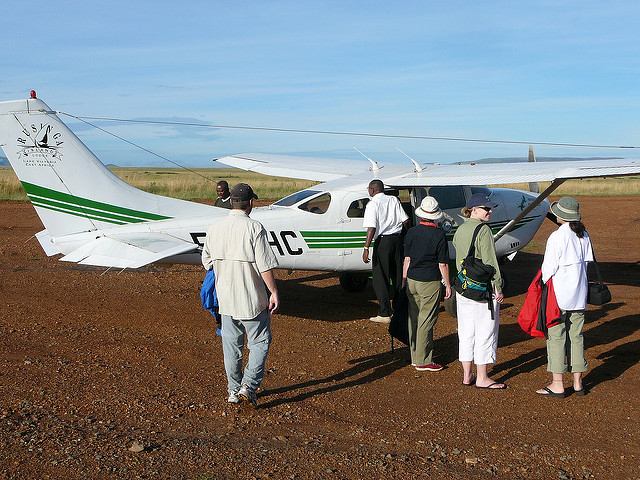 3 Day Sarova Game Camp Mara Flying Safari Photos