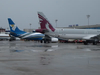 Flights Parked Calicut Airport