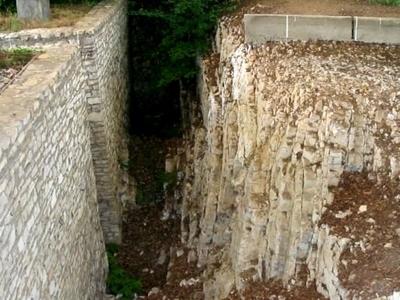 Flintmine From Neolith Era, Sümeg