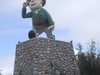 Statue Of Josiah Flintabbatey Flonatin