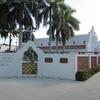 Fl Miami Beach Lincoln Mall Church Corner