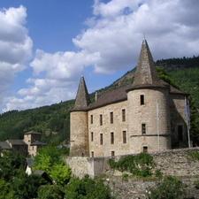 Florac Castle