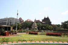Flora Fountain - Mumbai - India