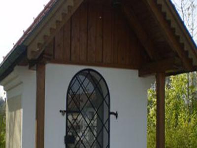 Floriani Chapel In Biburg