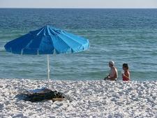 FL Pensacola Beach Umbrella