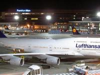 Aeropuerto de Frankfurt
