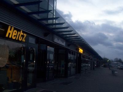 Flughafen  Luebeck