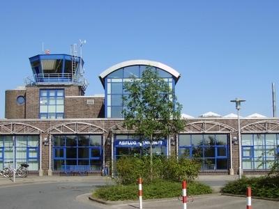 Flugplatz  Bremerhaven   Luneort