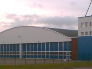 Kiel Holtenau Airport