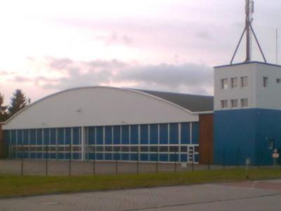 Hangar Of Kiel Airport