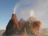 Fly Geyser Near Gerlach - Nevada
