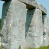 Detail Of Foamhenge