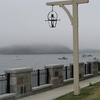 Foggy Bar Harbor - Frenchman's Bay Maine