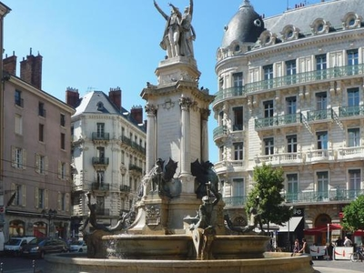 Fountain Of The Three Orders