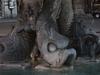 Fontana Del Tritone Fish Heads