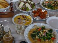 Santorini Food Tour with eBikes