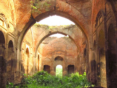 Footi Mosque Murshidabad
