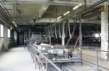 Forderband Kohlenmischanlage
