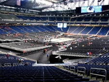 Ford Field Basketball Arena