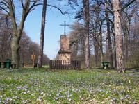 Forest Park para la Cruz de Hierro