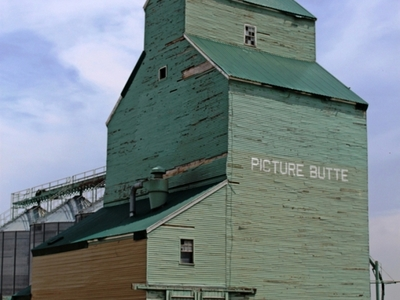 Town Of Picture Butte