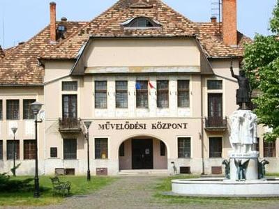 Former County Hall-Mátészalka