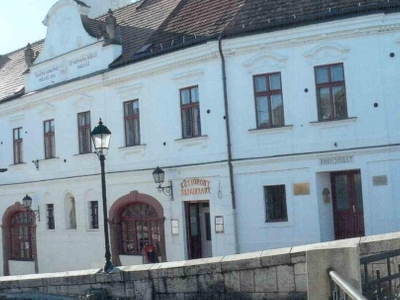 Former Fire - Engine House, Veszprém