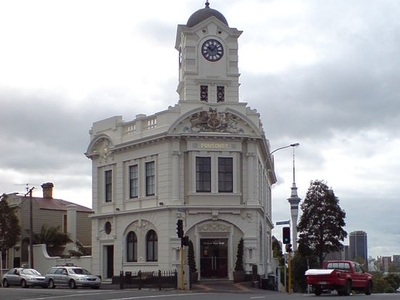 Former Ponsonby Post Office