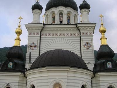 Foros Church