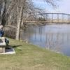 Fort Benton On River
