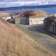 Fort Casey State Park Campground