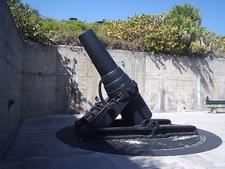 Fort Desoto Weaponry