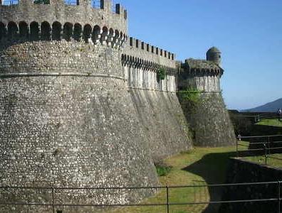 Fortezza Di  Sarzana
